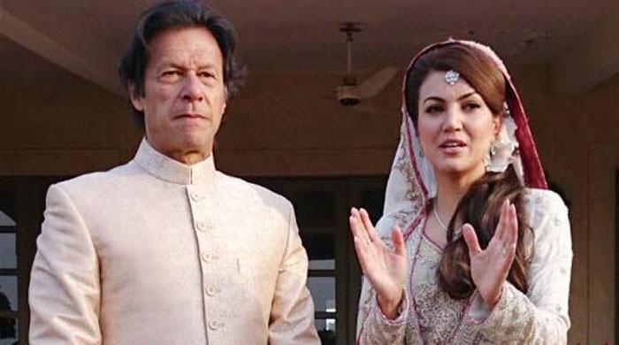عمران خان نے شادی کے دوران بےوفائی کی، ریحام خان