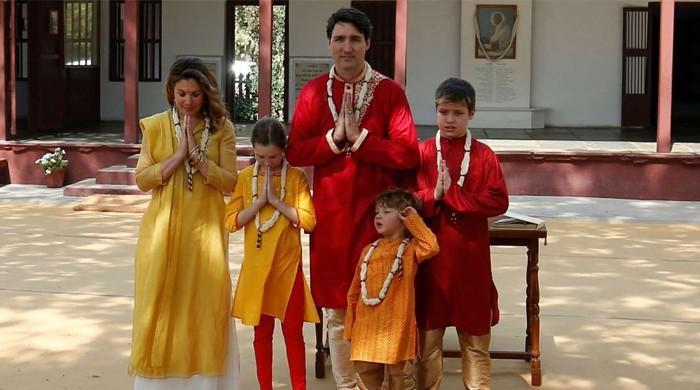 کینیڈین وزیراعظم جسٹن ٹروڈو دورہ بھارت کے دوران مسلسل نظرانداز