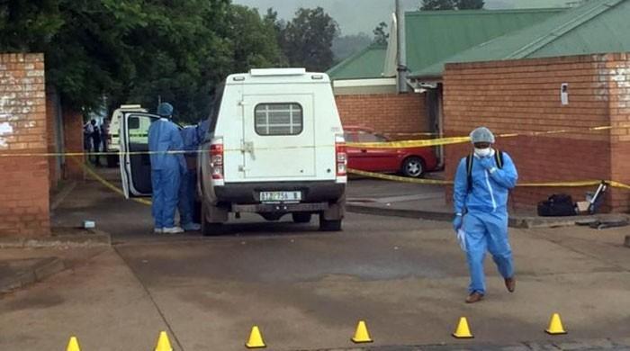 جنوبی افریقا میں پولیس اسٹیشن پر حملہ، 5 افسران اور ایک فوجی ہلاک