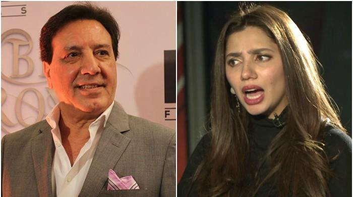 لکس اسٹائل ایوارڈز تنازع: ماہرہ خان، جاوید شیخ کی حمایت میں بول پڑیں