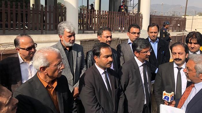 میر شکیل الرحمان، میر جاوید اور احمد نورانی کے خلاف توہین عدالت کے شوکاز نوٹسز خارج