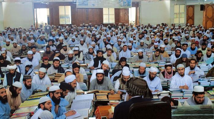کے پی کے حکومت کامدرسہ حقانیہ کیلیے مزید 27 کروڑ 70 لاکھ جاری کرنے کا فیصلہ