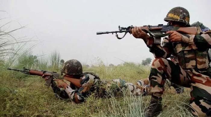 ایل او سی پر بھارتی فوج کی بلا اشتعال فائرنگ سے نوجوان شہید، آئی ایس پی آر