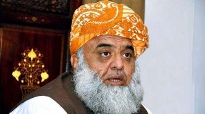 اداروں کے فیصلوں میں انتقام کی بو آرہی ہے: مولانا فضل الرحمان