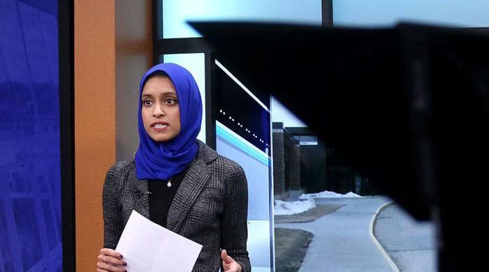 طاہرہ رحمٰن امریکا کی پہلی باحجاب نیوز اینکر بن گئیں