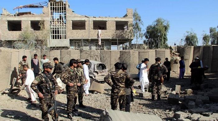 افغانستان میں طالبان کے حملوں میں 22 اہلکار ہلاک