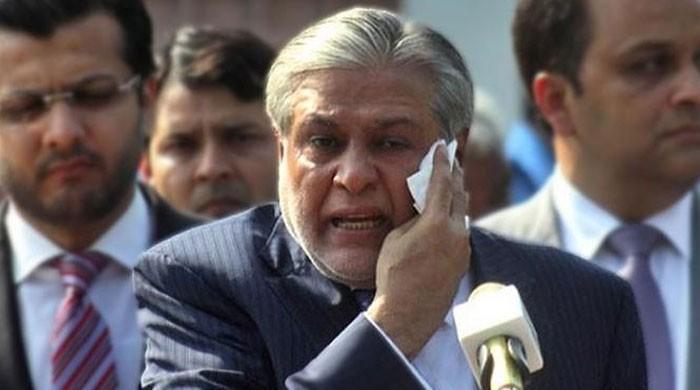 علاج مکمل ہونے کے بعد پاکستان ضرور آؤں گا، اسحاق ڈار