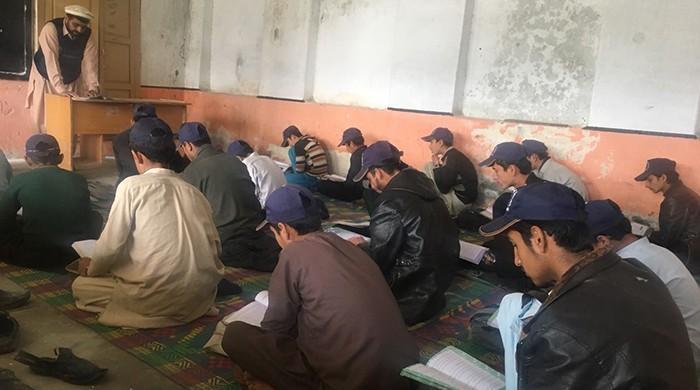 شمالی وزیرستان کے اسکولوں کی حالتِ زار
