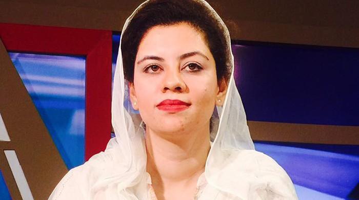 کنول شوزاب — سینیٹ الیکشن میں جنرل نشست کی واحد خاتون امیدوار