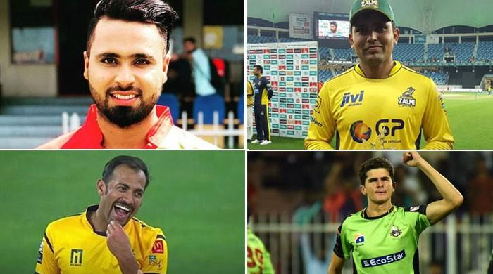 پی ایس ایل تھری: پاکستانی کھلاڑیوں کی پرفارمنس غیر ملکیوں پر حاوی