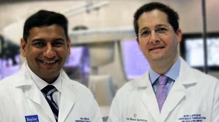 پاکستانی ڈاکٹر نے امریکا میں تحقیق کیلئے 4 ملین ڈالر کا اعزاز جیت لیا