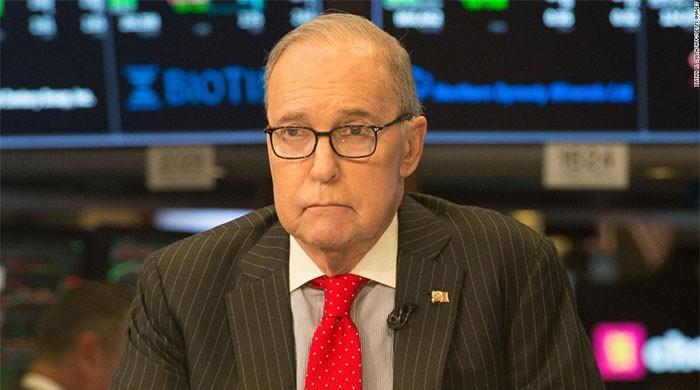 امریکی صدر ڈونلڈ ٹرمپ نے لیری کڈلو کو اقتصادی مشیر تعینات کر دیا