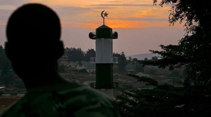 افریقی ملک روانڈا کی مساجد میں لاؤڈ اسپیکر پر اذان دینے پر پابندی عائد