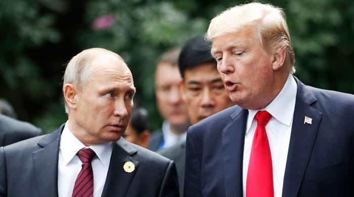 امریکا نے روس کی خفیہ ایجنسی سمیت 5 اداروں اور 19 شخصیات پر پابندیاں عائد کردیں