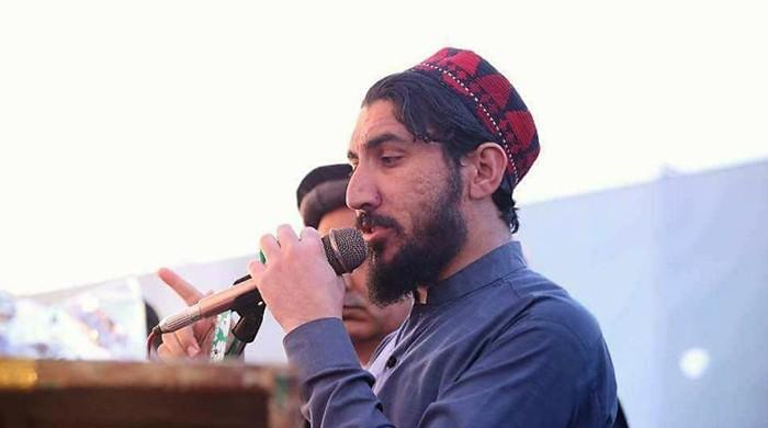 منظور پشتین کا جذبہ پشتونوں کی آواز بن گیا