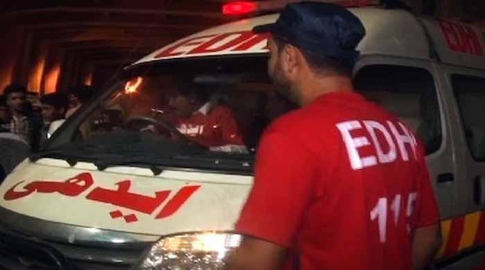 حیدرآباد: شہری نے بجلی کا زائد بل آنے پر خود کو آگ لگالی