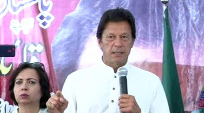 عوام بھوکے رہیں اور میٹرو پر پیسے لگا دیئے جائیں تو لوگوں کو کیا ملے گا، عمران خان
