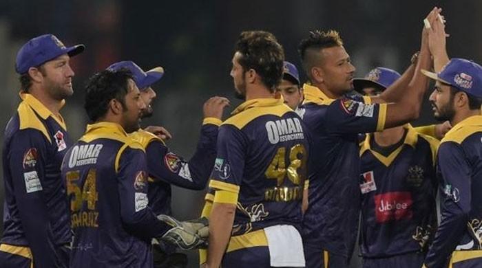 کوئٹہ گلیڈی ایٹرز کے مقامی کھلاڑی لاہور پہنچ گئے، غیرملکی کرکٹرز کل پہنچیں گے