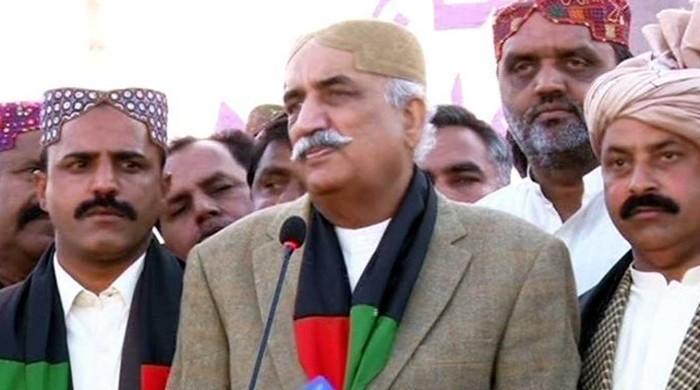 'عمران خان کے ساتھ مل کر الیکشن لڑنا یا سیٹ ایڈجسٹمنٹ خارج از امکان نہیں'