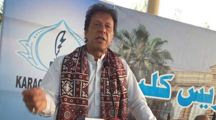 بلاول بھٹو اپنے والد سے پوچھیں کہ ان کے پاس پیسہ کہاں سے آیا، عمران خان