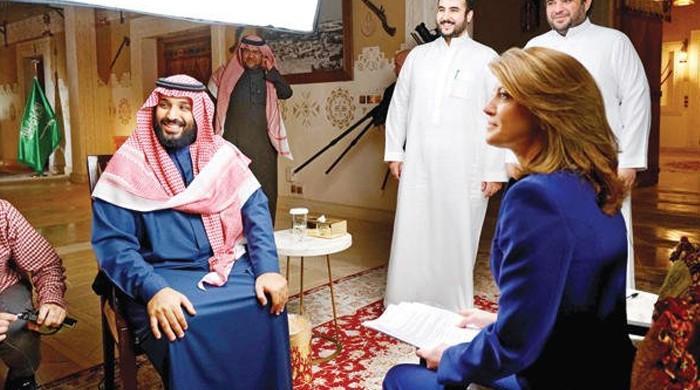 اسامہ امریکا اور سعودی عرب کے درمیان تناؤ پیدا کرنا چاہتا تھا،سعودی ولی عہد