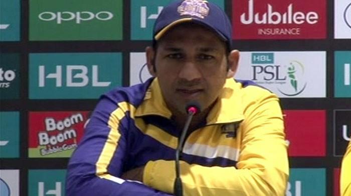 وعدہ خلافی کرنےوالے کھلاڑیوں کو ڈرافٹ میں شامل نہیں کرنا چاہیے، سرفراز احمد