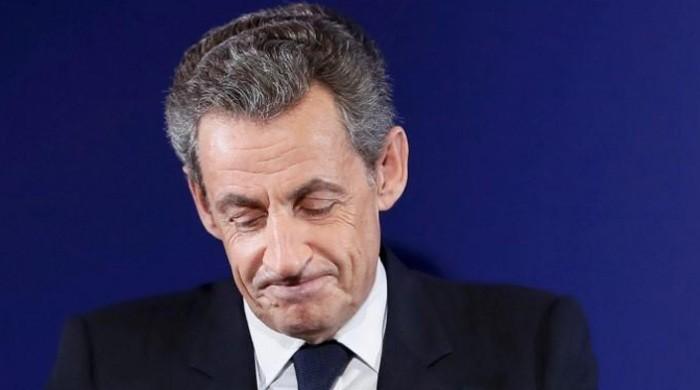 فرانس کے سابق صدر نکولس سرکوزی کو گرفتار کرلیا گیا