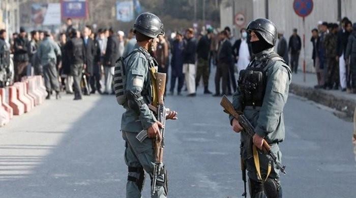 افغان دارالحکومت کابل میں خودکش دھماکا، 29 افراد ہلاک