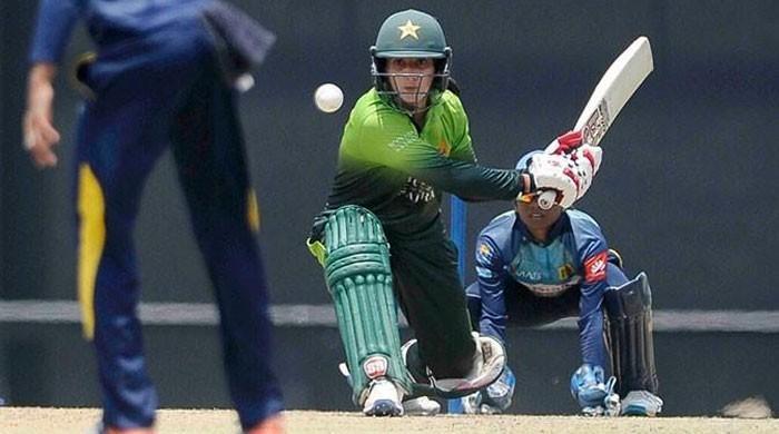پاکستان ویمن کرکٹ ٹیم نے سری لنکا کیخلاف ون ڈے سیریز اپنے نام کرلی