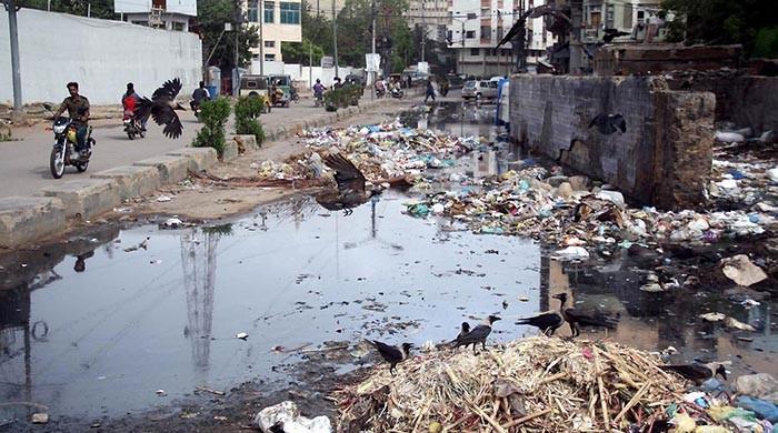 کچرہ کچرہ کراچی ...