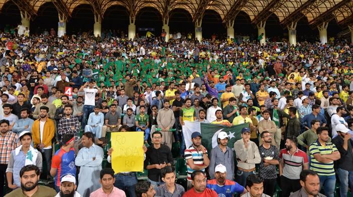 لاہور: پی ایس ایل کے موقع پر دہشت گردی کا منصوبہ ناکام بنائے جانے کا انکشاف
