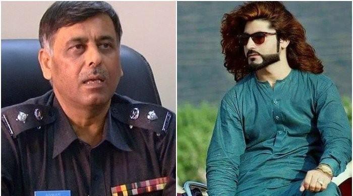 نقیب قتل کیس: راؤ انوار کی شوٹر ٹیم کا رکن پولیس اہلکار گرفتار