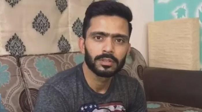 فواد عالم ٹیم میں منتخب نہ ہونے پر جذبات پر قابو نہ رکھ سکے اور روتے رہے