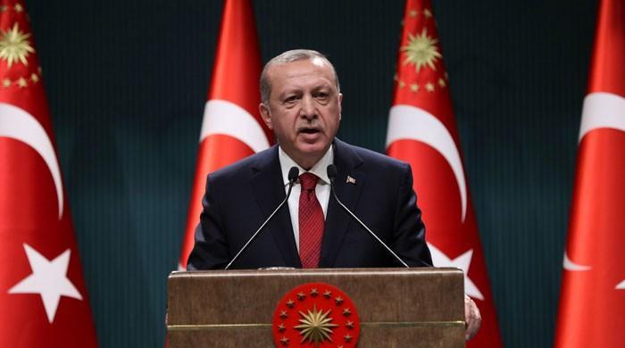 ترک صدر کا ملک میں قبل از وقت انتخابات کرانے کا اعلان