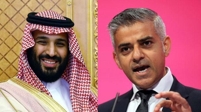 سعودی عرب کے نائب ولی عہد اور میئر لندن دنیا کی 100 بااثر شخصیات میں شامل