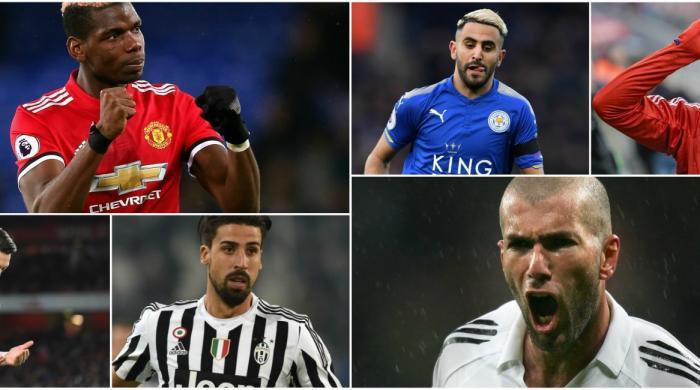 دنیائے فٹبال میں مسلم فٹبالرز کا راج