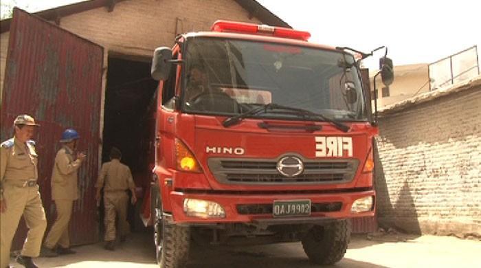 بلوچستان میں فائر فائٹنگ کا شعبہ نظرانداز