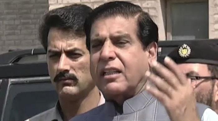 نوازشریف کا بیانیہ پاکستان کے خلاف ہے: سابق وزیراعظم راجہ پرویز