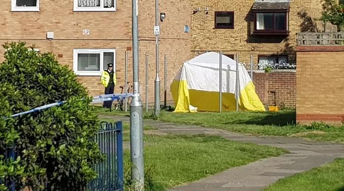 لندن میں چاقو کے وار سے ایک اور شخص قتل