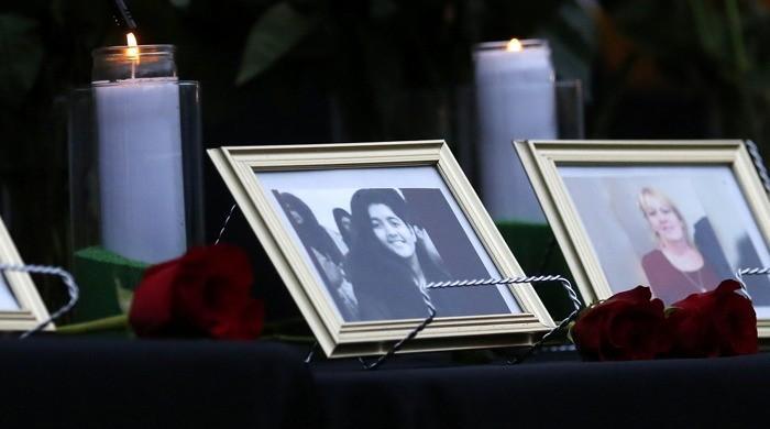 ٹیکساس اسکول فائرنگ میں جاں بحق پاکستانی طالبہ کی میت پاکستان روانہ