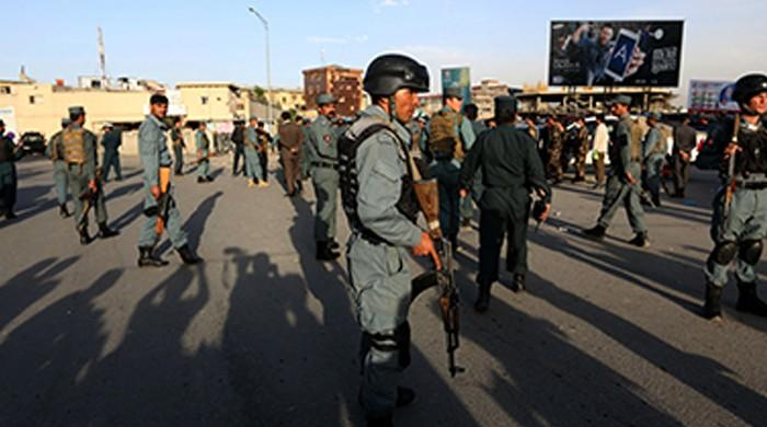 افغان صوبہ غزنی میں طالبان کے حملوں میں افسران سمیت 14 پولیس اہلکار ہلاک