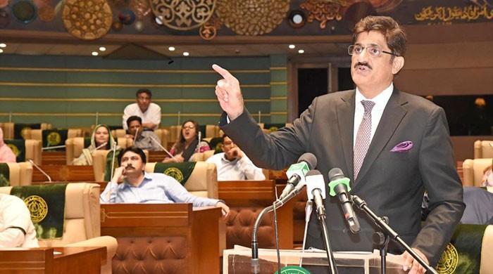 سندھ اسمبلی نے مالی سال 19-2018 کے ابتدائی تین ماہ کے بجٹ کی منظوری دے دی