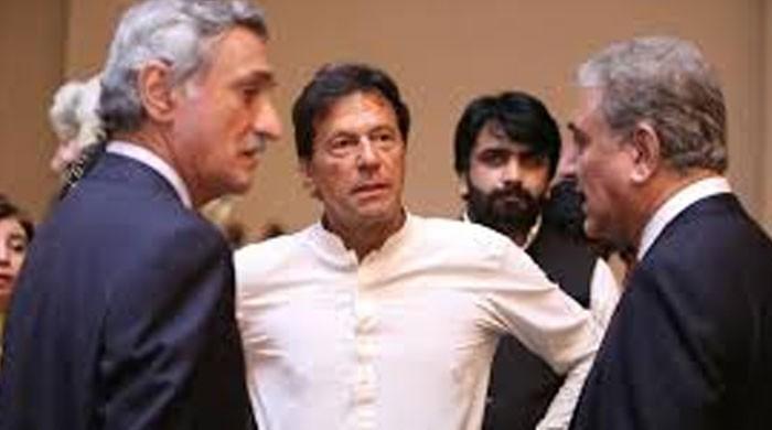 تحریک انصاف کور گروپ کے اجلاس میں شاہ محمود اور جہانگیر ترین آمنے سامنے