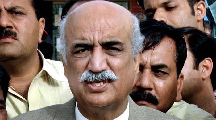خورشید شاہ نے نگراں وزیراعظم کا معاملہ پارلیمانی کمیٹی میں جانے کا عندیہ دیدیا