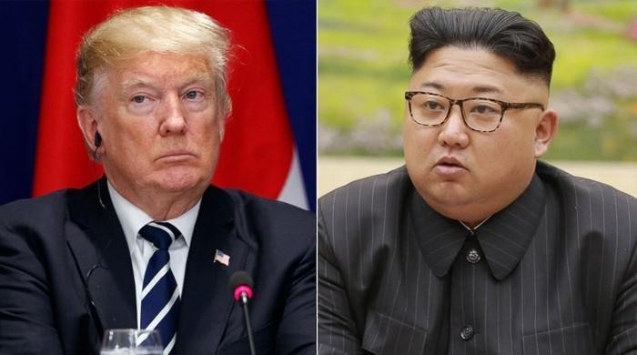 ڈونلڈ ٹرمپ اور کم جانگ کے درمیان شیڈول ملاقات کھٹائی میں پڑگئی