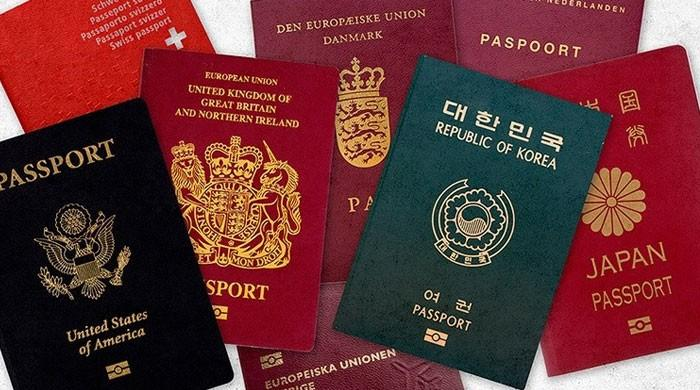 کیا آپ جانتے ہیں دنیا کا طاقتور ترین پاسپورٹ کس ملک کا ہے؟