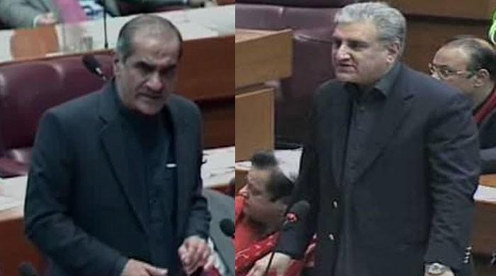 مشرف نواز شریف کی مرضی سے ملک سے باہر گئے: شاہ محمود