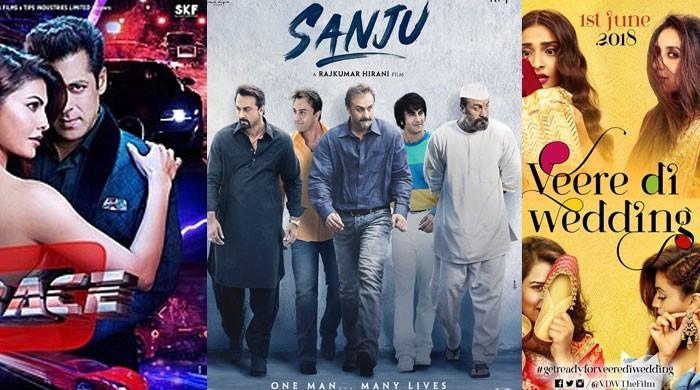 پاکستان میں بھارتی فلموں کی نمائش پر پابندی عائد کردی گئی