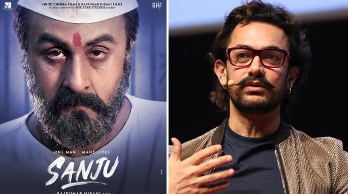 عامر خان نے 'سنجو' میں سنیل دت کا کردار کیوں ٹھکرایا؟