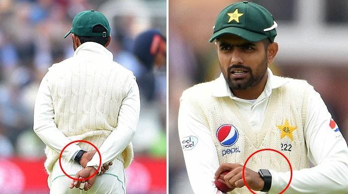 لارڈز ٹیسٹ: اسمارٹ گھڑیوں کے استعمال پر آئی سی سی اینٹی کرپشن حکام حرکت میں آگئے